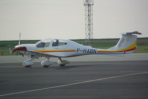 diamond DA40 diamond star F HABN