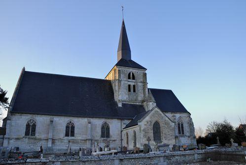 Anneville église