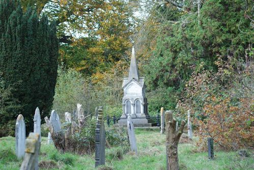 the old cemetery 5