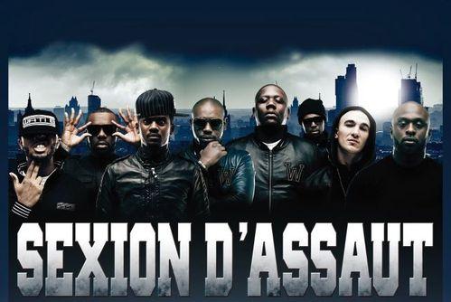 Sexion d'assaut concert affiche