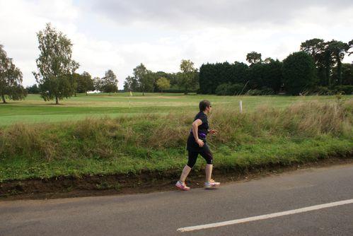 Farnham Pilgrim & Half Marathon 2014. Un bell'evento trail nel Surrey collinare, tipicamente british