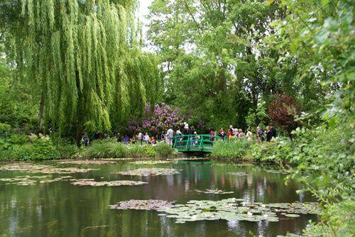 le jardin d 39 eau de giverny le blog des 7 jardins