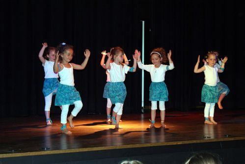 Les plus jeunes danseuses3