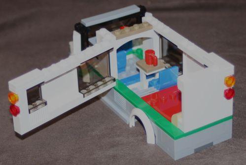 Camping Car Lego 60057 15