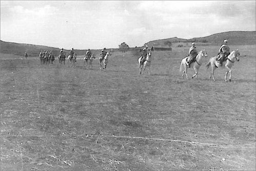 la cavalerie le gal AILLERET