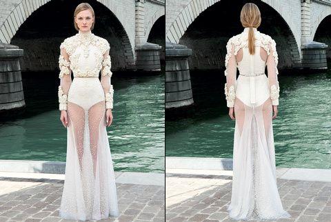 Givenchy Haute Couture Aut Hiver 2012