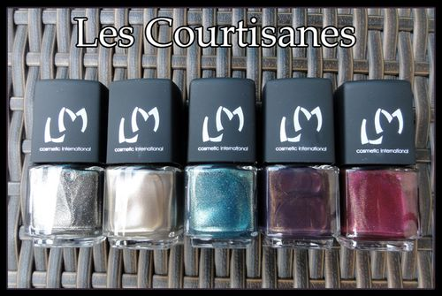 Les Courtisanes LM Cosmetic
