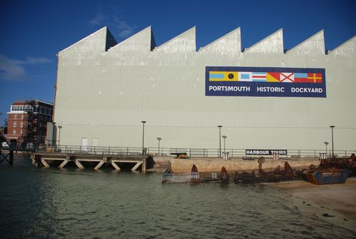 Portsmouth, Historic Dockyard