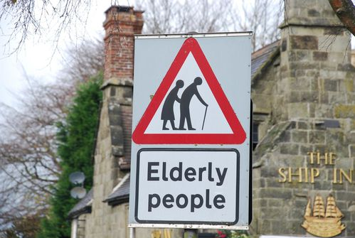 Eldery people