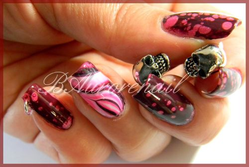 Nail-art--facon-Spotted-et-son-petit-water-marble-9.jpg