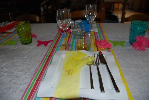 table-multicolore 0052