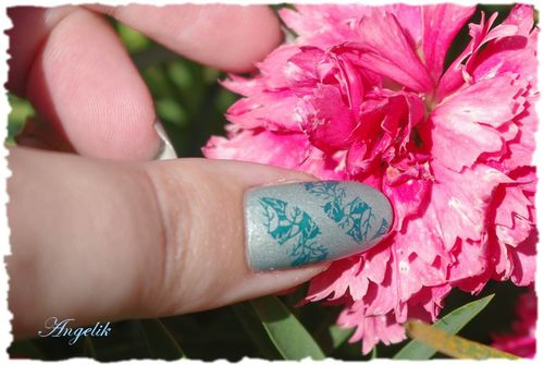 Stamping Feuille 3