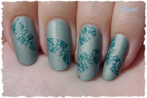 Stamping Feuille 5
