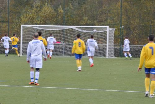 FC Chazay - FC 2Fontaines 02