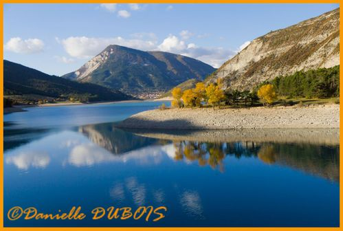 Lac Castillon octobre 2011-04