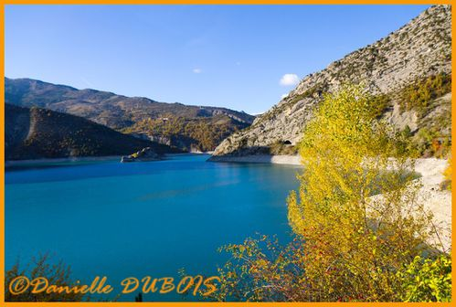 Lac Castillon octobre 2011-05
