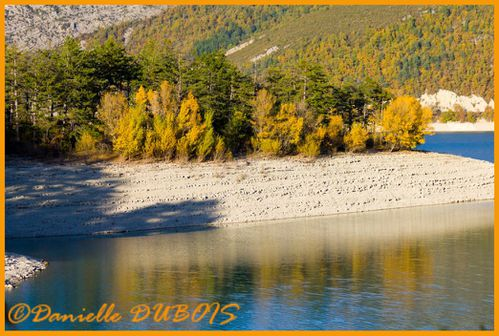 Lac Castillon octobre 2011-08