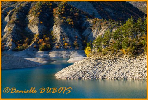 Lac Castillon octobre 2011-10