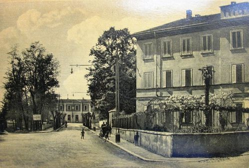 Viale della stazione