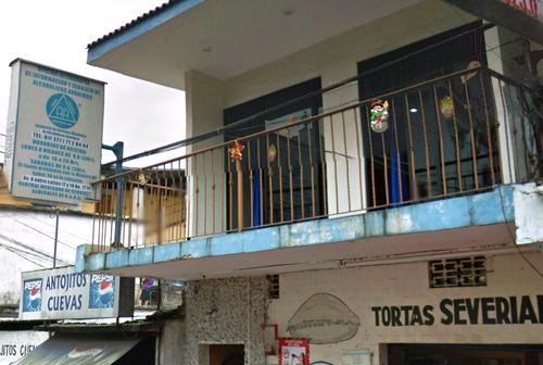 MEXIQUE 840a cordoba VER oficina intergrupal