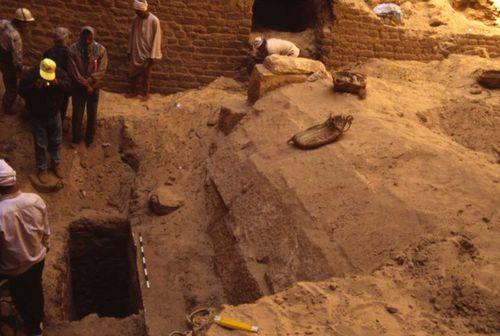 Iufaa - Mur briques crues