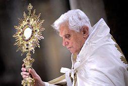 3 juin 2010 : Corpus Domini.