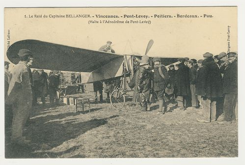 Aviation Raid Capitaine Bellanger