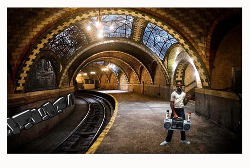 STATION NYC OLDSCHOOL NIGG