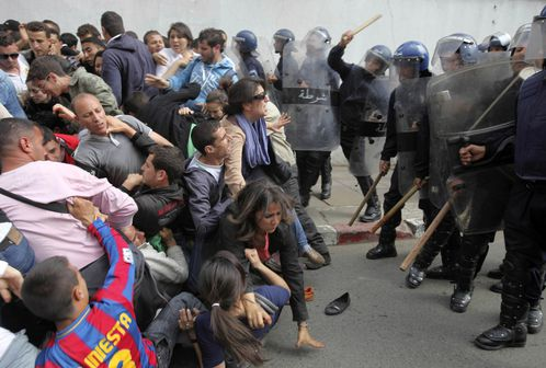 Répression-policière