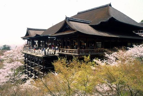 kiyomizu-dera temple world herit kyoto japan photo jnto