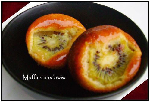 muffins aux kiwis