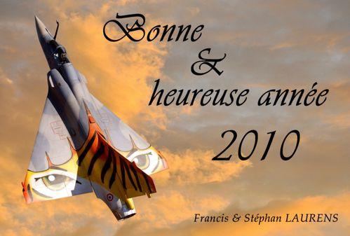 bonne année 2010 laurens