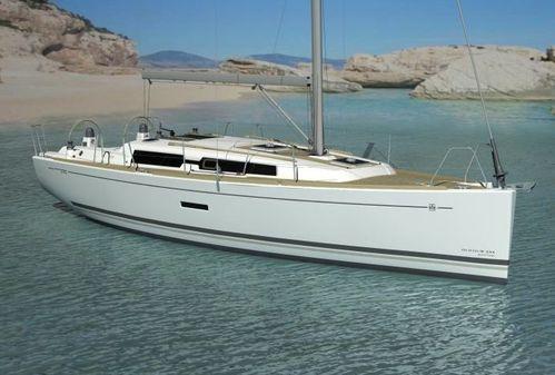 voilier Dufour 335 GL avant