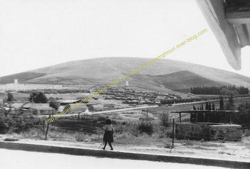 1959-018- Vue sur AIN-TEMOUCHENT.