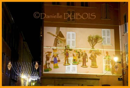 Saint-Tropez illuminations Noel 2009 10
