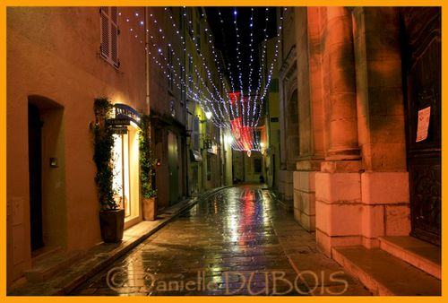 Saint-Tropez illuminations Noel 2009 15