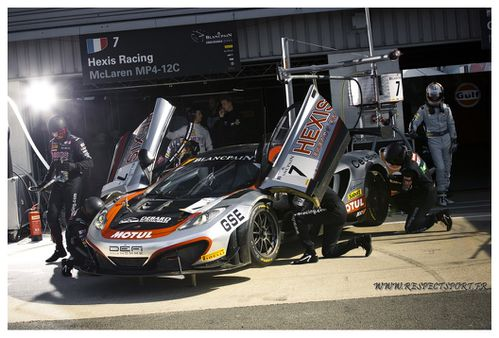 2013 0718 RD Hexis Racing Hexis Racing preview Spa 3 RS