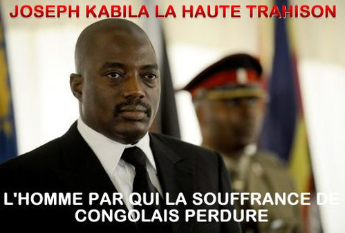 JOKA LE TRAITRE JOSEPH KABILA