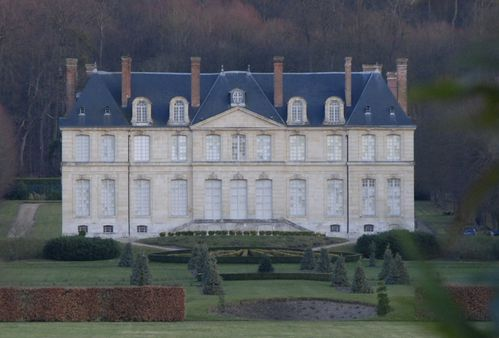 Yville chateau
