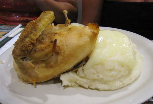 yoders amish poulet puree