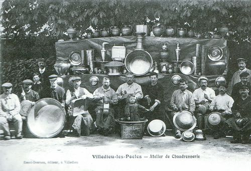 chaudronniers