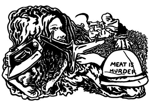 Meat-is-murder