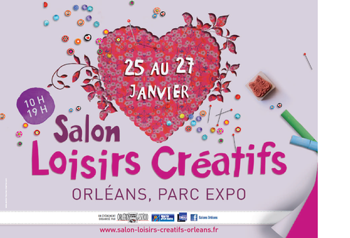 Salon des loisirs cr atifs d l gation france patchwork for Salon art creatif paris