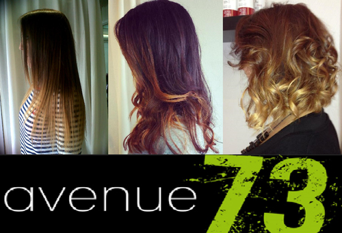 Super Ombré hair et tie and dye à Nantes chez Avenue 73 - Le blog de  FT23