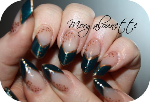 Edge nail art facile morgalounette (10)