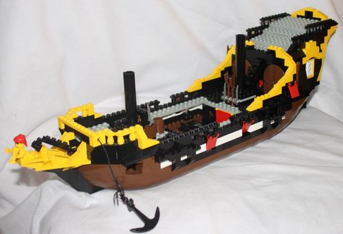 LEGO Pirate 6285 Black Seas Barracuda 14