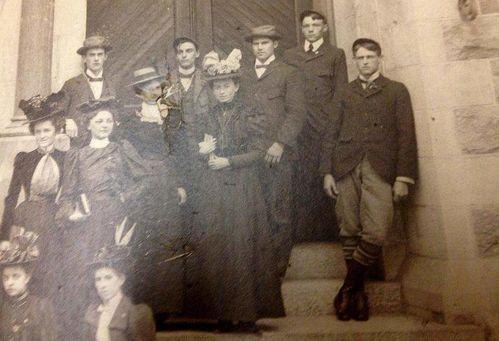 doctor bob 95 class of 1898 at St. Johnsbury Academy