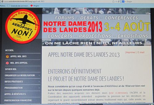 322 BlogED Site - Appel Juin 2013 NDDL