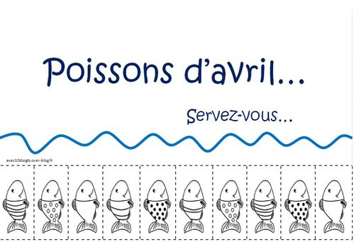 poissons à colorier-copie-1