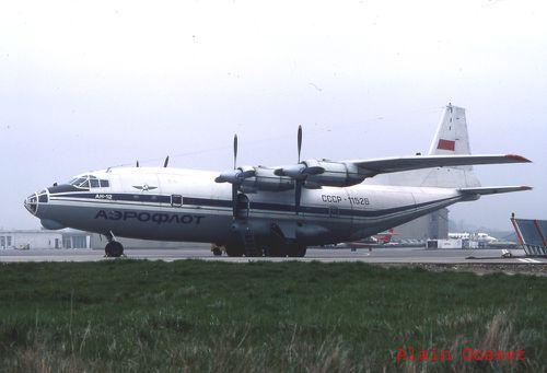 Antonov 12 CCCP-11526 2